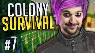 LEWIS' GOTH PHASE | Colony Survival #7