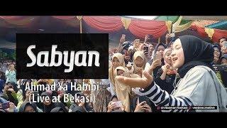 (Live) - Sabyan Ahmad Ya Habibi