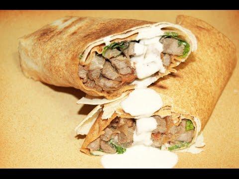 Beef Shawarma Recipe - Make It Easy Recipes