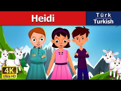Heidi   Masal dinle   Masallar   Peri Masalları   Türkçe peri masallar