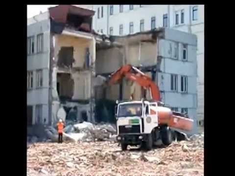 WATCH: The demolition fail compilation