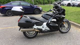 10. 2012 Honda ST1300-Best touring motorcycle ever.