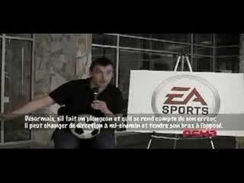 FIFA 09 Vidéo Exclue du PSM3 Mag France