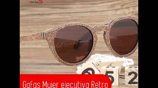 Gafas Mujer ejecutiva - Retro