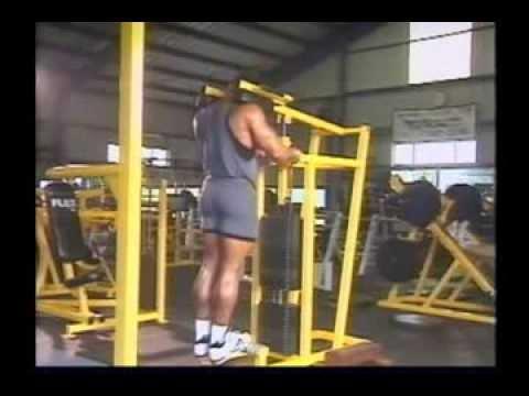 Joe Weider's Bodybuilding Training System Tape 10 – Training Safe & Smart