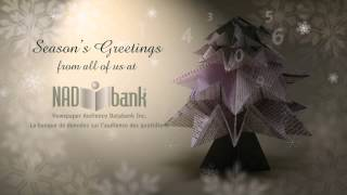NADbank Season's Greetings