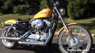 1. Used 2013 Harley Davidson XL1200V Sportster Seventy-Two Motorcycles for sale