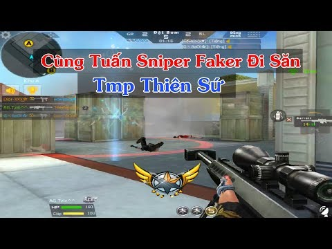 CF Legends : Cùng Tuấn Sniper Faker Đi Săn TMP Thiên Sứ ^^ - Thời lượng: 10 phút.