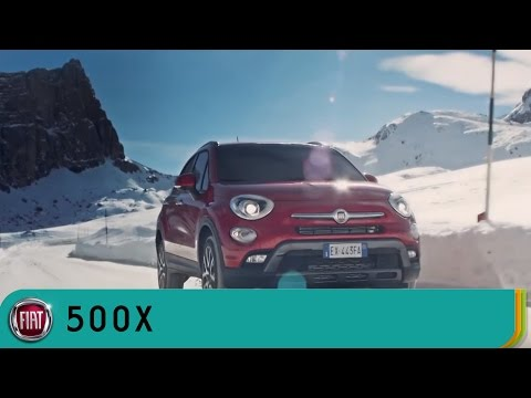 Discover the Fiat 500X Off Road Look
