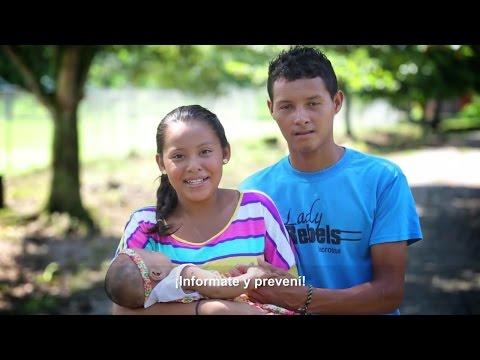 CADENA: Prevenir el embarazo adolescente