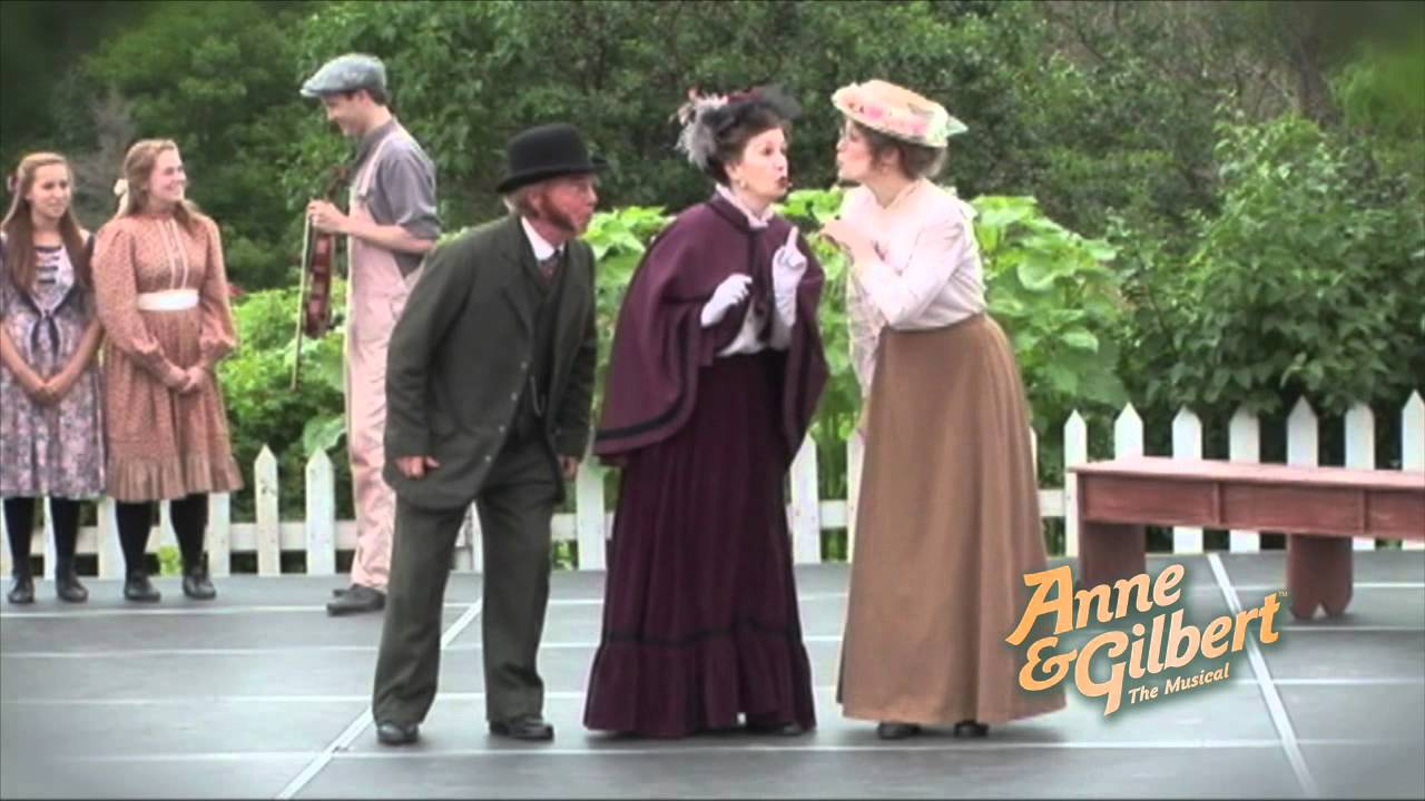 Anne & Gilbert- The Musical: Ch. 1 Outside at Green Gables