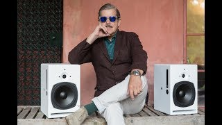 Boris Blank from Yello has chosen PSI Audio A21-M as studio monitor reference