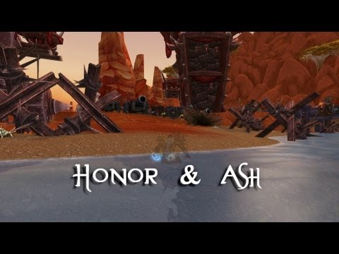 Honor and Ash - Rogue 5.4 World PvP Montage
