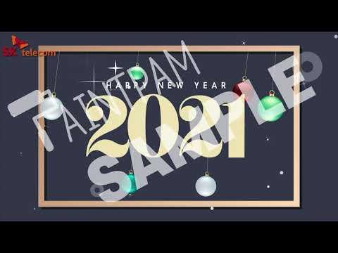 Sample_Season Event_Happy New Year_2021