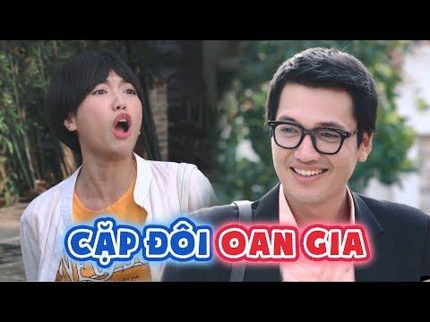 Quang Tuấn và Diệu Nhi - Cặp đôi oan gia trong Gia Đình Là Số 1 phần 2 - Thời lượng: 11 phút.