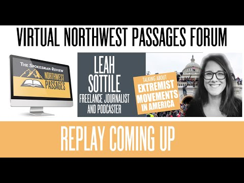 Northwest Passages: Leah Sottile talks about extremists in the West