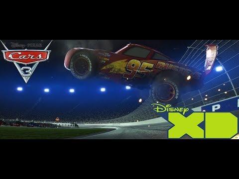 Promo 1 'Cars 3' en Disney XD