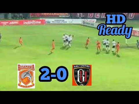 Borneo fc vs Bali United 2-0 Full highlight and all goal liga1 gojek 23-5-2018.