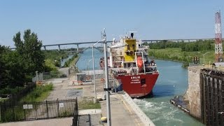 Welland (ON) Canada  city pictures gallery : Welland Canal Centre at Lock 3, St Catherines Ontario, Canada
