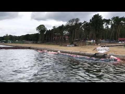 Wideo1: W Sławie powstaje nowa plaża miejska