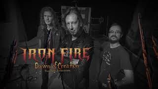 Video IRON FIRE - Dawn of Creation (Lyric video) // Official Digital Single 2018 // Crime Records MP3, 3GP, MP4, WEBM, AVI, FLV Agustus 2018