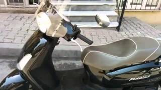 5. SYM Fiddle II 125 2012 Model Scooter   Maxi Scooter Motor Sahibinden ikinci el 3 200 TL   267177323