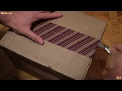HP 8 G2 Tablet Unboxing