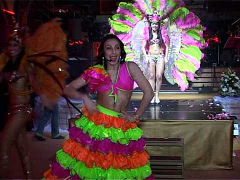 Зажигательное бразильское шоу Crazy Samba