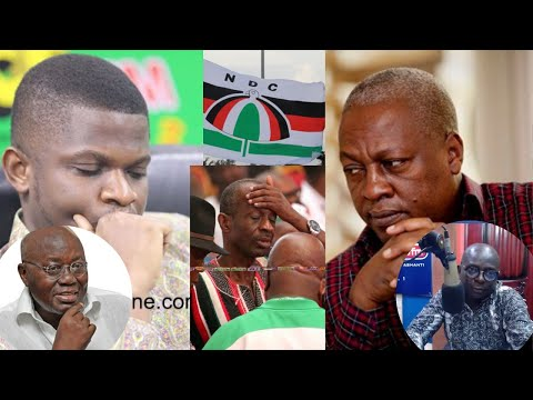 NDC Is Behaving Like Holy Sinners,KSTU Lecturer Blast NDC For Tagging Akufo Addo With Galamsey Fraud