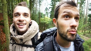 Video ON EMMÈNE SQUEEZIE PASSER UNE NUIT DANS LA FORÊT ! MP3, 3GP, MP4, WEBM, AVI, FLV November 2017