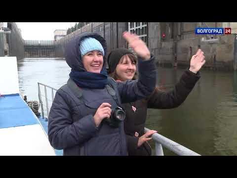 Волжская ГЭС. Часть 1. 02.11.17