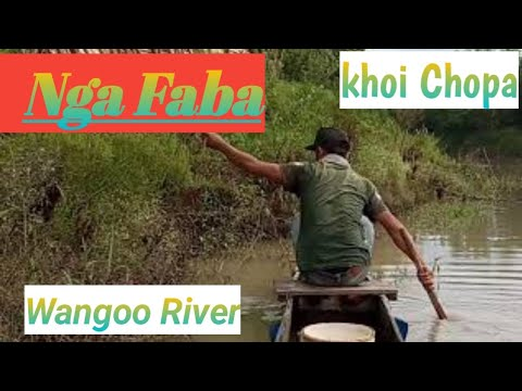 Wangoo River||Nga Faba HD Video Wangoo||Taibang Manglan