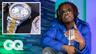 Gunna Shows Off His Insane Jewelry Collection | GQ