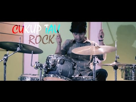 Rizky Febian - Cukup Tau - Rock Cover by Jeje GuitarAddict feat Irem (Official Music Video)