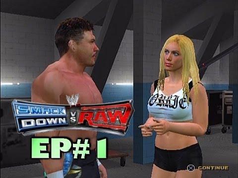 WWE Smackdown! vs RAW: Season Mode - EP.1 - Erection
