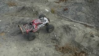 HPI Trophy 4.6 Truggy Nitro RC