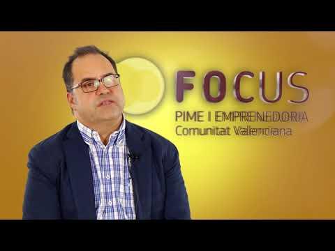 Antonio Martínez, Director del Máster de Desarrollo Local UA en #FocusPyme L'Alacantí