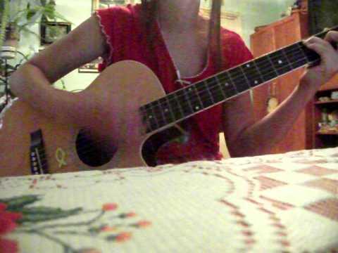 Yui  Again Cover guitar  voice  chords