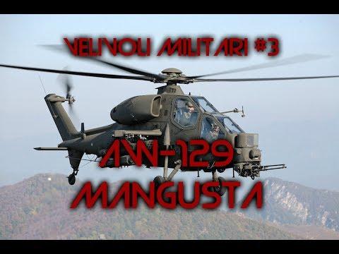 L'AgustaWestland AW129 è un elicottero...