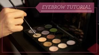 Learn the importance of filling in your brows and how they frame eyes. -----------------------------------------------------------CONNECT WITH ME-----------------------------------------------------------facebook: http://www.facebook.com/Always-Blushingblog: http://www.alwaysblushing.com/