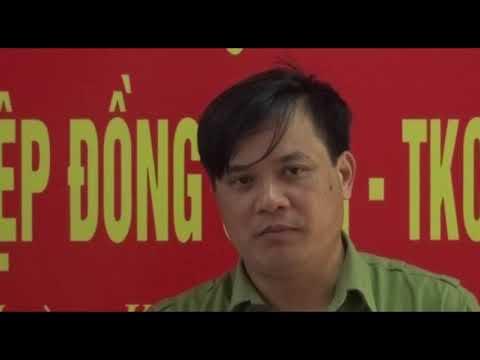 Diễn tập ứng phó cháy rừng- Tìm kiếm cứu nạn xã Mường Khong năm 2017