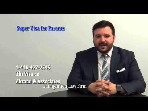 Super Visa Application for Parents Video