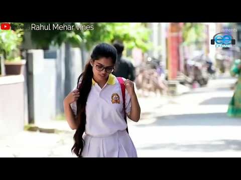 School life Love Story | Oh Oh Jaane Jana Full Song | Cute Love Story || by etv music