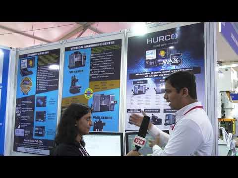 Harshal Dongaonkar, Asst Manager, Hurco India Pvt Ltd