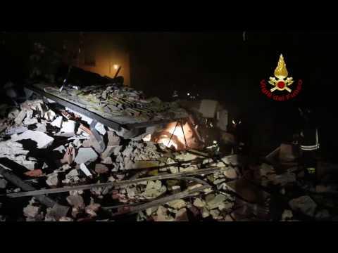 Esplode Villetta a Bagno a Ripoli, c'è una vittima