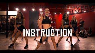 Jax Jones & Demi Lovato - Instruction - Choreography by Jojo Gomez | #DemiLovato