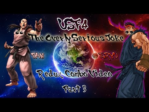 joke - My next Redux Combo Video Is here! This time dan and evil ryu are featured in stylish fashion featuring some of the most serious (and silliest) combos in the BIZ! Some of these include back...