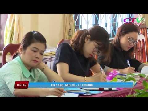 TT UBMTTQVN tỉnh làm việc với UBMT huyện