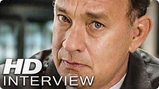TOM HANKS Interview - A HOLOGRAM FOR THE KING - Patze Talks