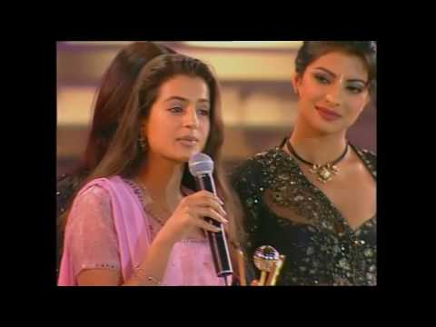 Zee Cine Awards 2001 Best Debut Female Amisha Patel